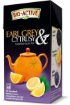 Big-Active Herbata Czarna Earl Grey & Cytrusy 40G (20 x 2G)