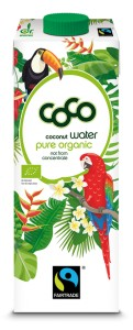 Coco Woda Kokosowa BIO FAIR TRADE 1L